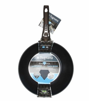 Tognana - 28CM Diamantea Wok With 1 Handle