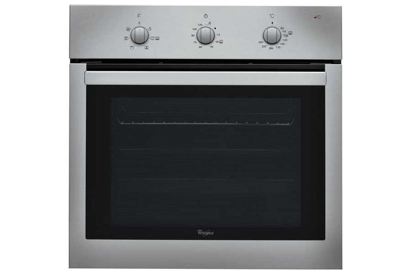 Whirlpool AKP738IX 60cm Single Multi-function oven