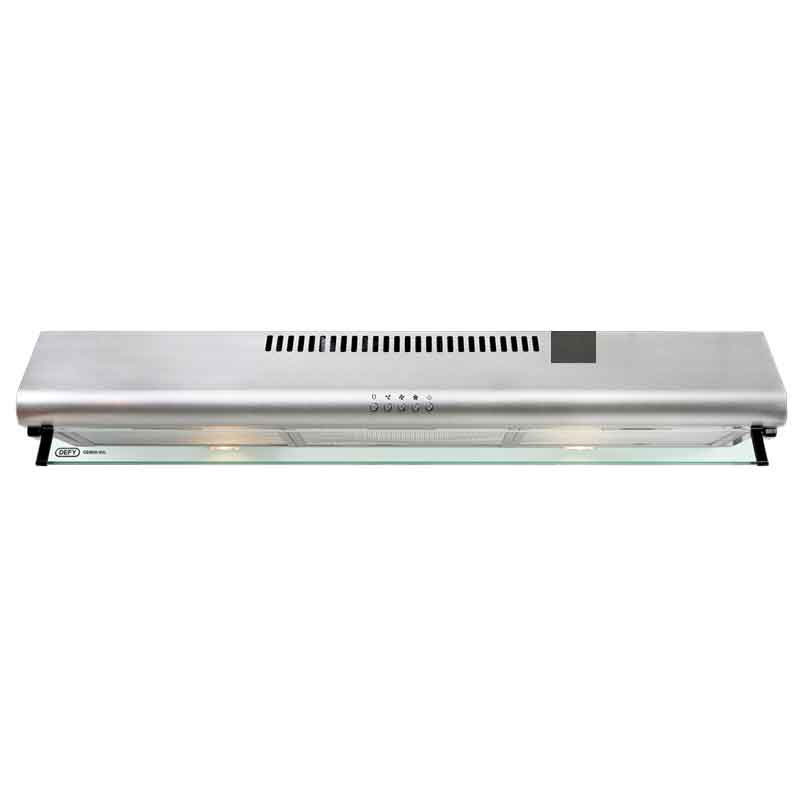DEFY Gemini 900mm Cooker Hood DCH296 Stainless Steel