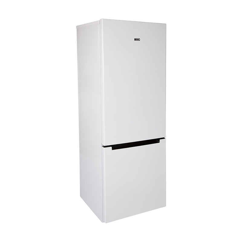 KIC  314L White Bottom Freezer Fridge KBF635WH