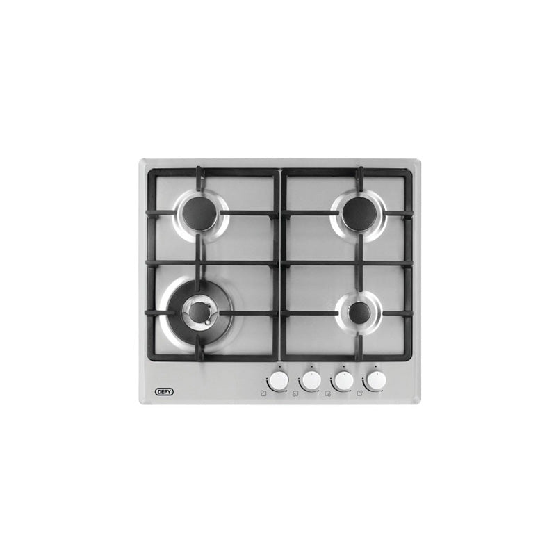 Whirlpool 600mm Stainless Steel Gas Hob GMA6422/IX