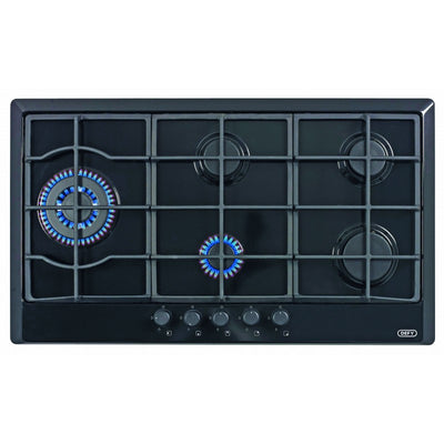 Gas Oven & Hob