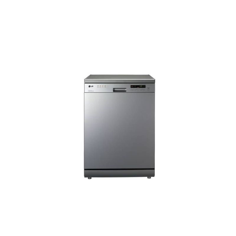 LG 14 Place Silver Dishwasher D1450LF