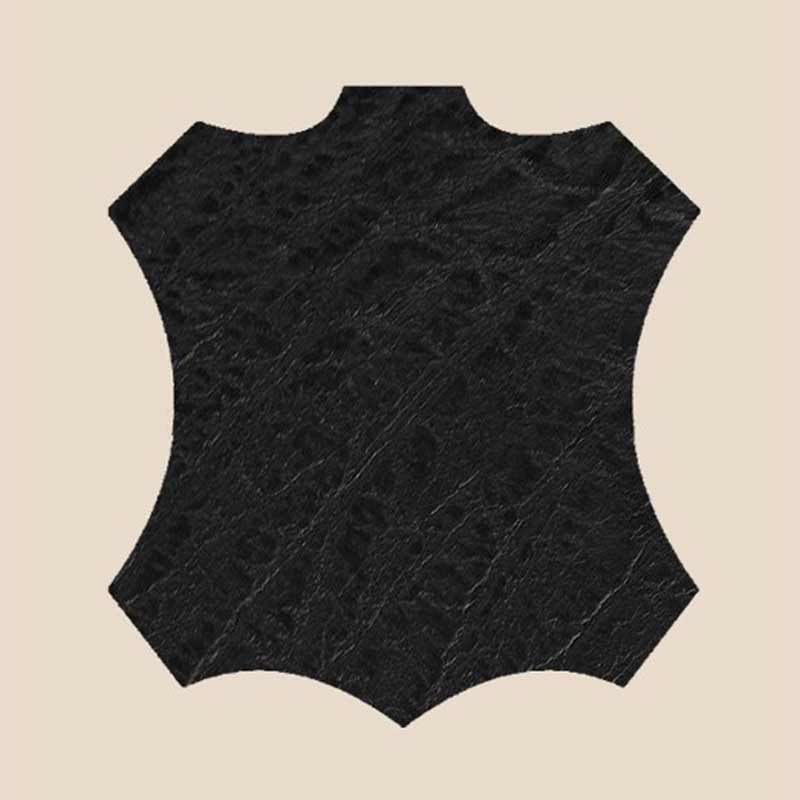 Leather Skin Buffalo Afrique BLK PER SQ.MTR