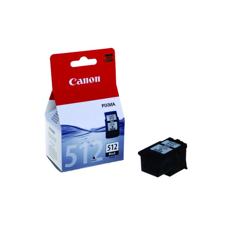 CANON PG-512BK Cartridge PG-512 Black