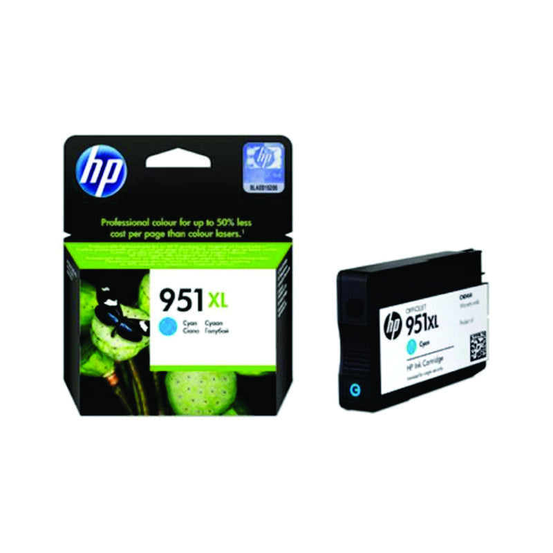 HP CN047AE 951XL CYAN CARTRIDGE