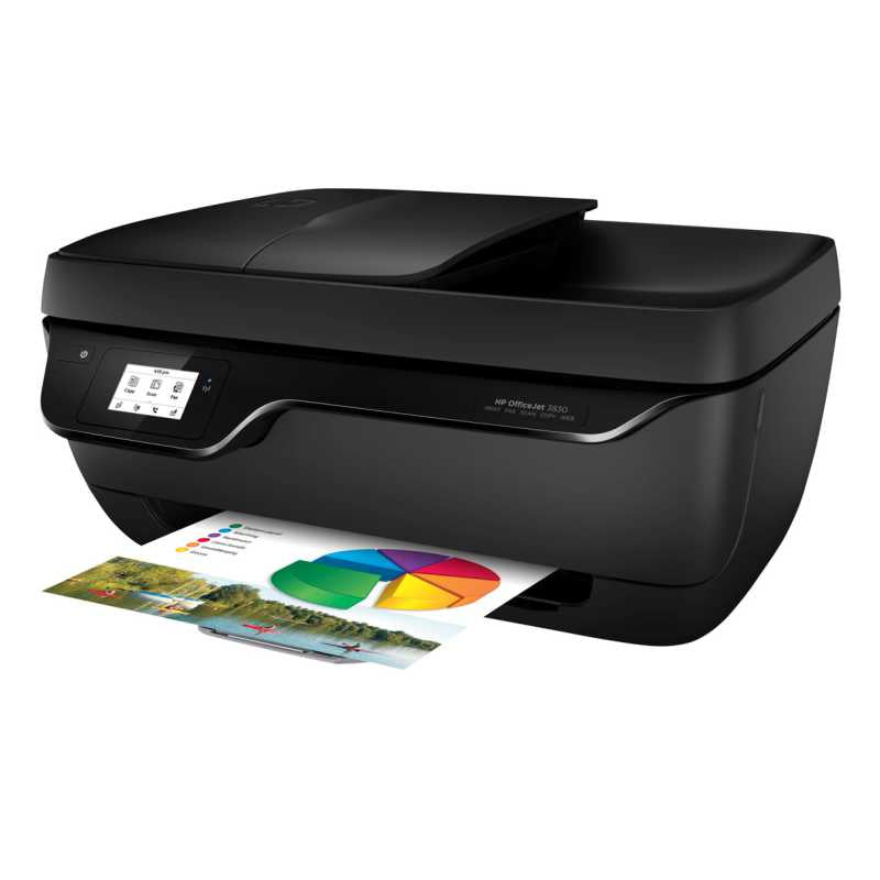 HP DeskJet Ink Advantage 3835 4-in-1 Multifunction Wi-Fi Inkjet Printer