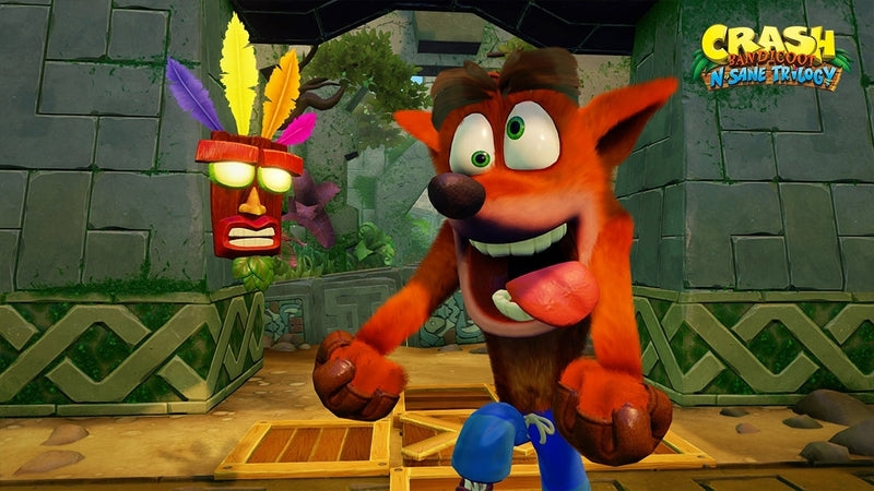 Crash Bandicoot N' Sane Trilogy (XBOX ONE)