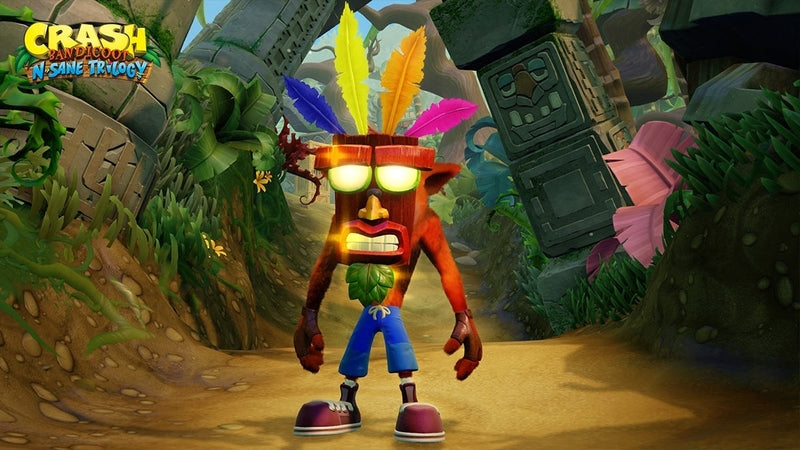 Crash Bandicoot N' Sane Trilogy (SWITCH)