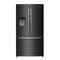 Hisense 536lt French Door Fridge H720FSB - WD