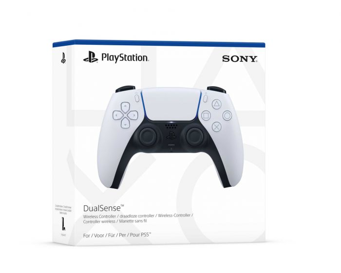 Sony Playstation 5 Dualsense Glacier White (PS5)
