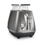 Delonghi Flair Toaster CTI2103.S Silver 2 Slice