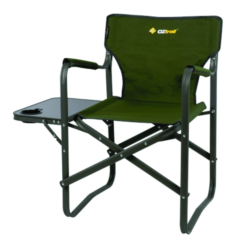 Oztrail Directors Classic with Side Table