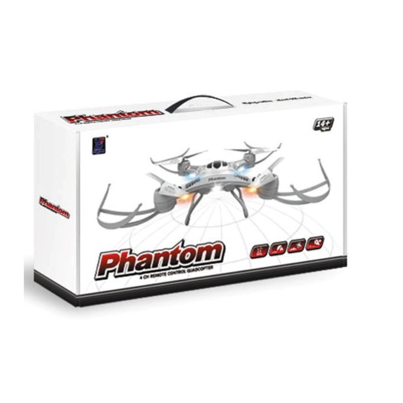 Fy550 4ch 6-Axis 3D Drone