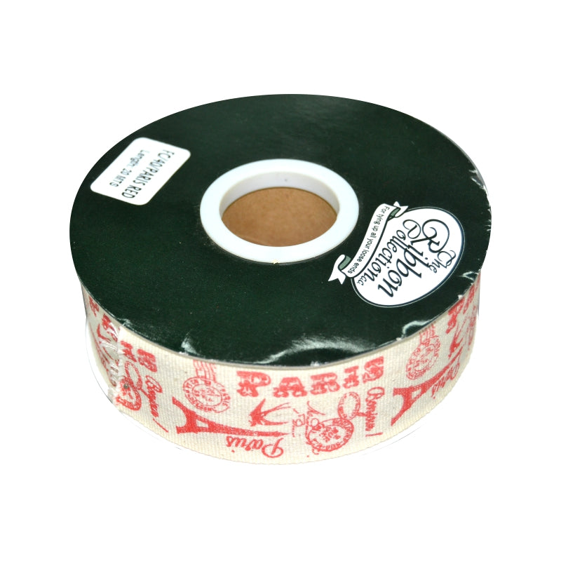 RIbbons FR/Cotton Paris Post