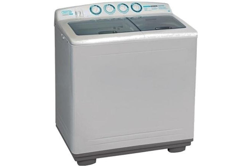 Defy DTT172 10kg Metallic Twin Tub Washing Machine