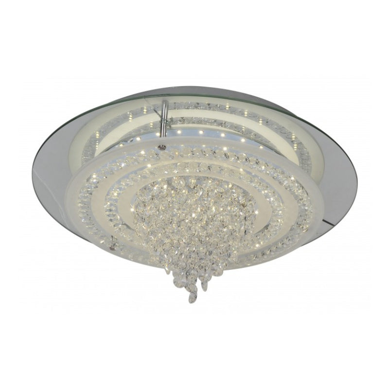 Ceiling light JY0010 led glass crystal