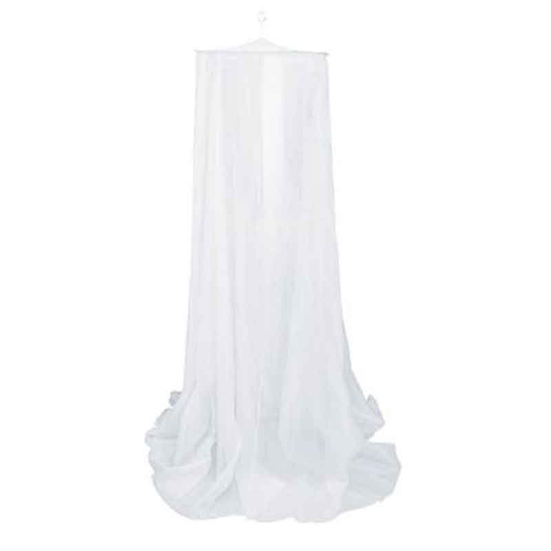 Mosquito Net Single Bell White MOS-BESW