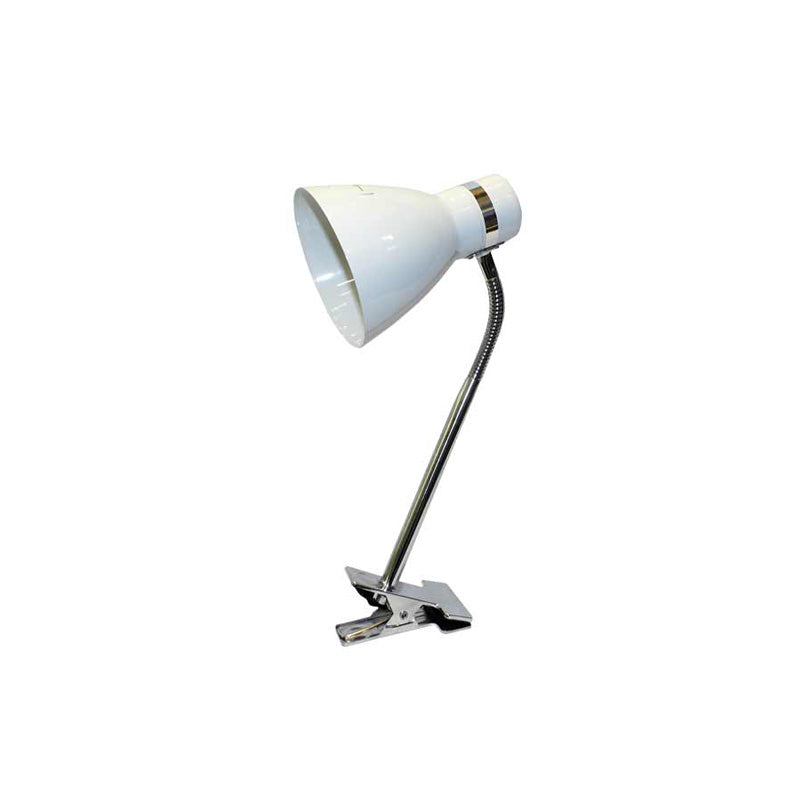 Desk Lamp Clip CL006 White