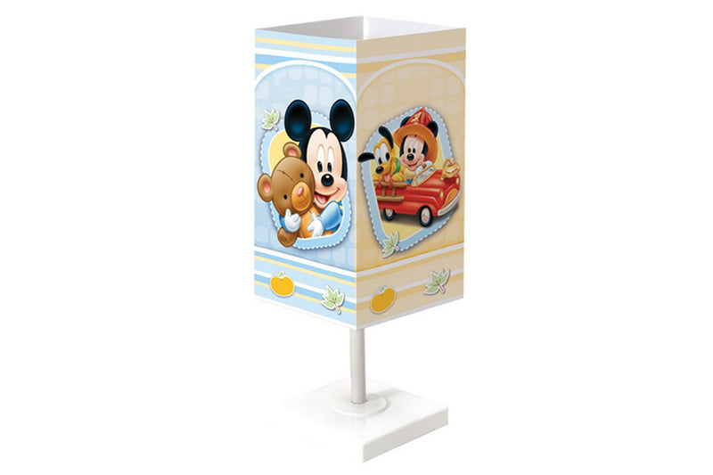 Mickey Baby Square Table Light