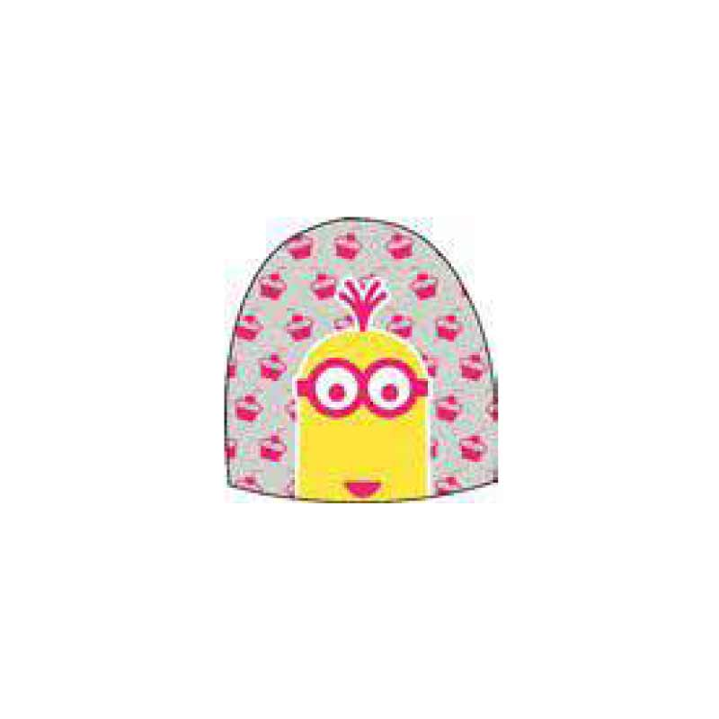 Minion-Girl Basic Beanie