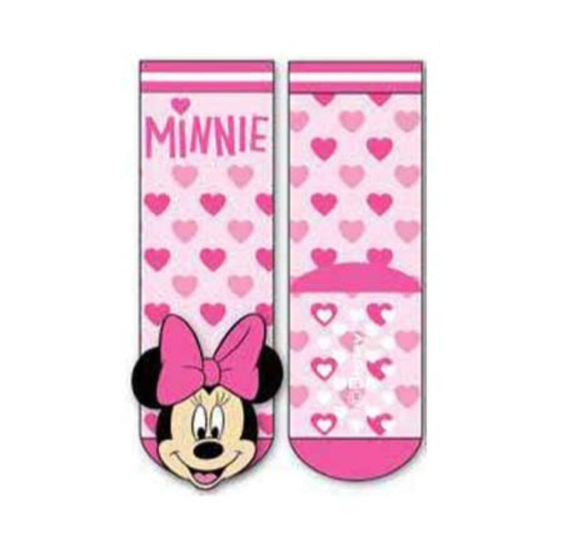 Minnie Mouse Rattle Socks