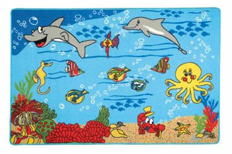 Underwater Kiddies mat (133X190)