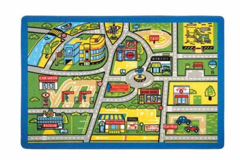 Traffic Kiddies mat (133X190)
