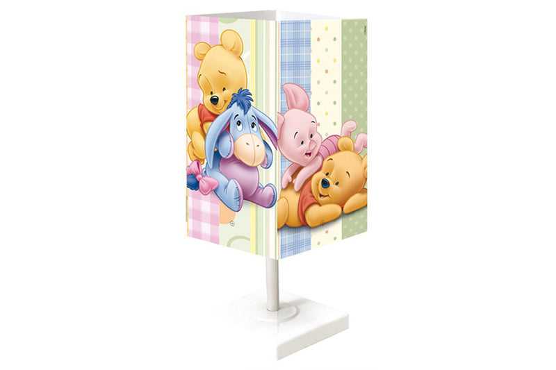 Pooh Baby Square Table Light