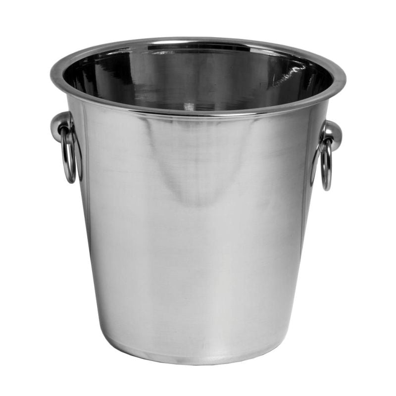 Ice Bucket 10L Stainless Steel