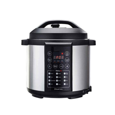 Rice or Pap & Pressure Cookers