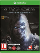 Middle-Earth: Shadow of Mordor (XBOX ONE) Game of the Year Edition