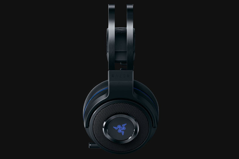 Razer - Thresher 7.1 Wireless Gaming Headset, 7.1 Surround Sound with Retractable Microphone (PS4)