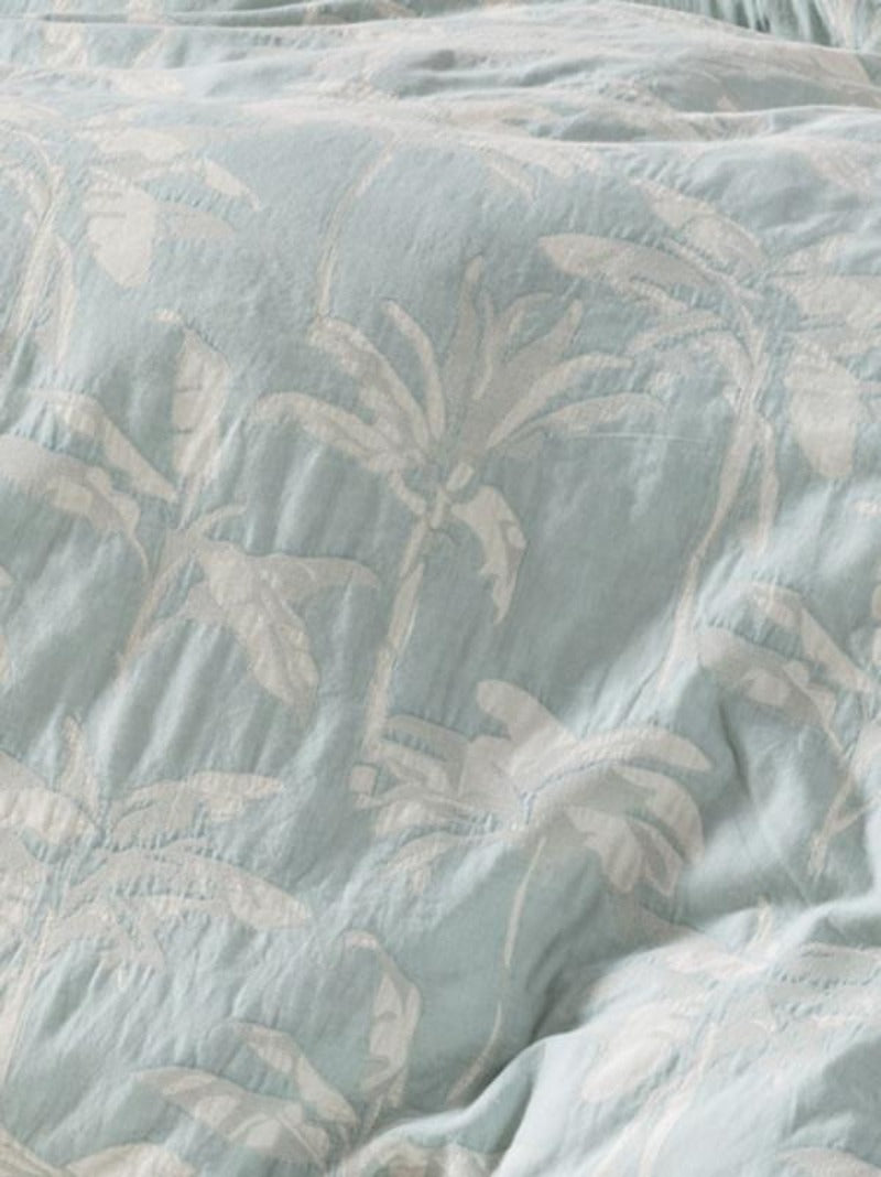 Tropea Aqua Duvet Cover Set