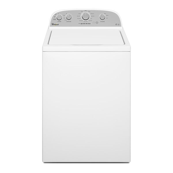 Whirlpool 3LWTW4815FW Atlantis 10.5kg 6th Sense Top Loader Washer