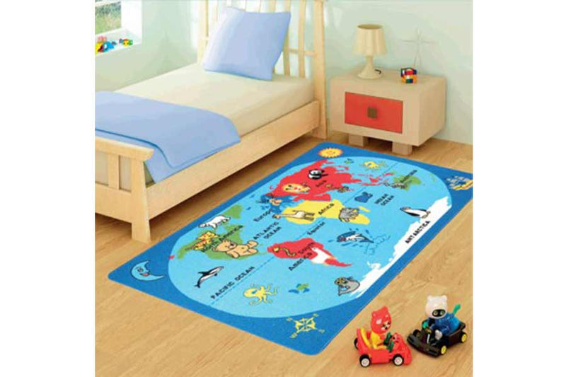World kiddies mat