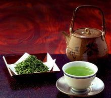 Load image into Gallery viewer, CHASANDAI Kikucha Green Tea with Matcha 450g – Shipped Directly from Japan