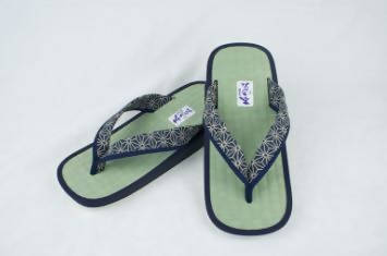 Men's Natural Tatami Sandals