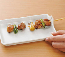 Load image into Gallery viewer, Naniwa Edison Easy Yakitori Plate AYS-01 – New Japanese Invention Featured on NHK TV!