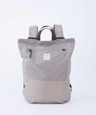 ANELLO Pokepa Tote Bag Backpack – Gray