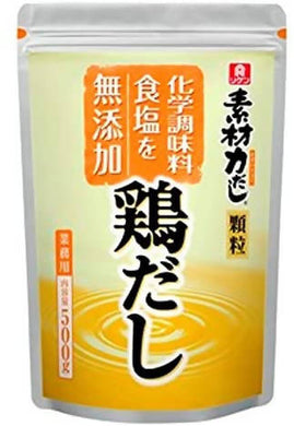 Riken Chicken Dashi (Japanese Soup Stock) – No Chemical Additives or Extra Salt Added – 500 g