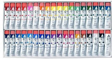 Load image into Gallery viewer, Holbein Acrylic (Acryla) Gouache – Luminous Orange Color – 3 Tube Value Pack (20ml Each Tube) – D196 No. 6