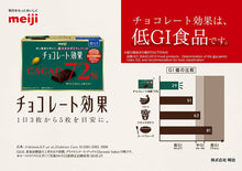Load image into Gallery viewer, Meiji Chocolate Effect 72% Cacao Large Capacity – 1 kg