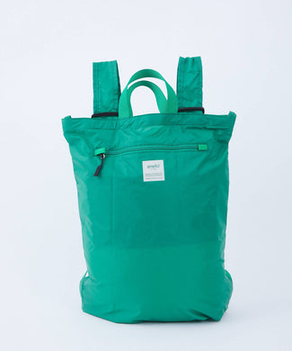 ANELLO Pokepa Tote Bag Backpack – Green