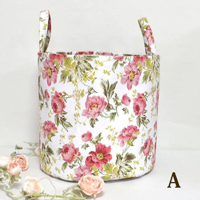 Romantic Princess (Romapri) Flower Laundry Bag – Pattern A