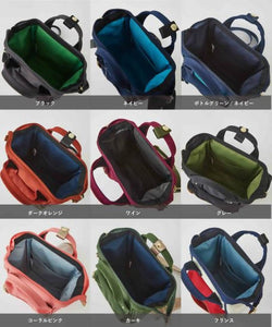 ANELLO Re:Model Japanese Micro Shoulder Bag – Multi Color