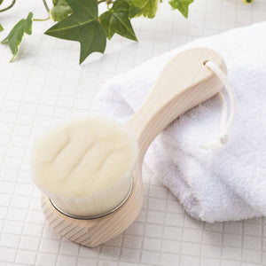 Mini-Handle Body Brush