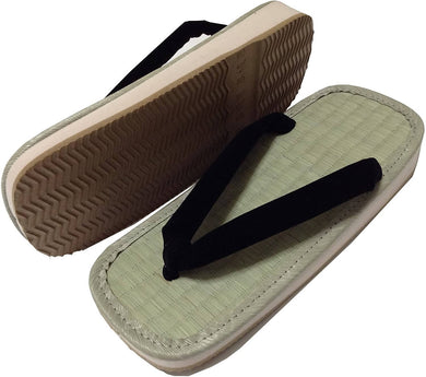 EDO-TEN Men's Traditional Japanese Tatami Sandals – Zori