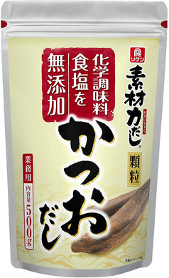 Riken Bonito Dashi (Japanese Soup Stock) – No Chemical Additives or Extra Salt Added – 500 g