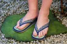 Load image into Gallery viewer, Men's Natural Tatami Sandals